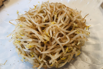 Bean Sprouts Salad, 涼拌豆芽菜